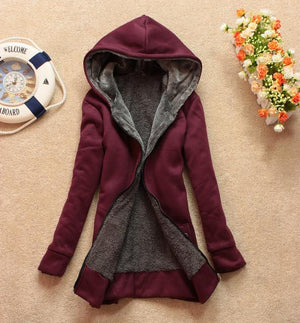 hooded muje sweatshirt