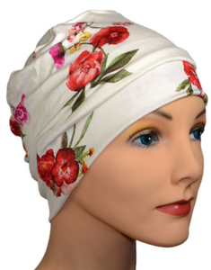 Energy Beanies Collection - Summer Breeze - Hello Courage | Chemo Hats - Cancer Caps - Cancer Scarves - Headcovers - Cancer Beanies - Headwear for Hair Loss - Gifts for  Cancer Patients with Hair Loss - Alopecia