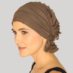 French Collection -  Mocha - Sara by Chemo Beanies®