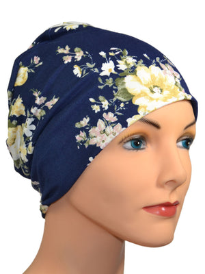 Energy Beanies Collection - St. Lucia - New - Hello Courage | Chemo Hats - Cancer Caps - Cancer Scarves - Headcovers - Cancer Beanies - Headwear for Hair Loss - Gifts for  Cancer Patients with Hair Loss - Alopecia