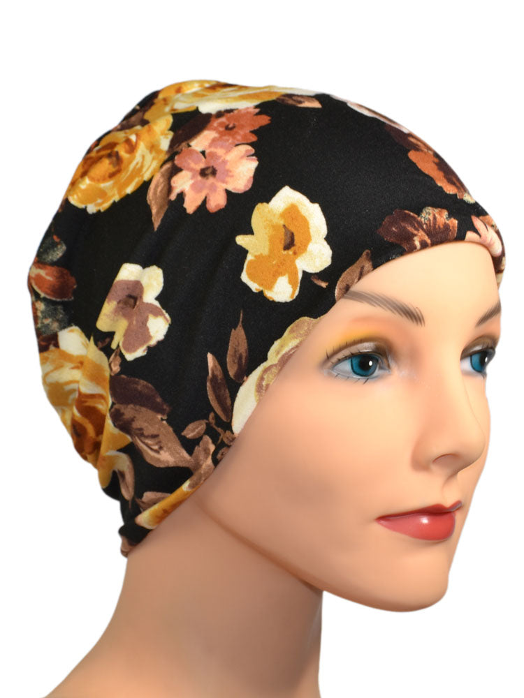 Energy Beanies Collection - Earthy Wonder - Hello Courage | Chemo Hats - Cancer Caps - Cancer Scarves - Headcovers - Cancer Beanies - Headwear for Hair Loss - Gifts for  Cancer Patients with Hair Loss - Alopecia