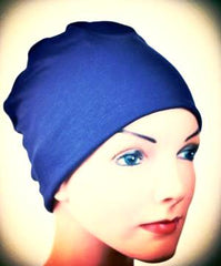 Budget Collection...Royal Blue - Hello Courage | Chemo Hats - Cancer Caps - Cancer Scarves - Headcovers - Cancer Beanies - Headwear for Hair Loss - Gifts for  Cancer Patients with Hair Loss - Alopecia