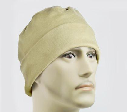 Men's Collection..Khaki Beige Tan - Hello Courage | Chemo Hats - Cancer Caps - Cancer Scarves - Headcovers - Cancer Beanies - Headwear for Hair Loss - Gifts for  Cancer Patients with Hair Loss - Alopecia