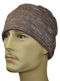 Men's Collection - Brown Gray SUPER SOFT Knit LIGHTWEIGHT