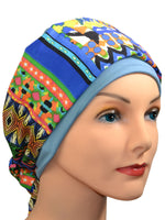 2 piece scarf - Super Soft Cap with Separate Scarf - Wear Together or Separate!