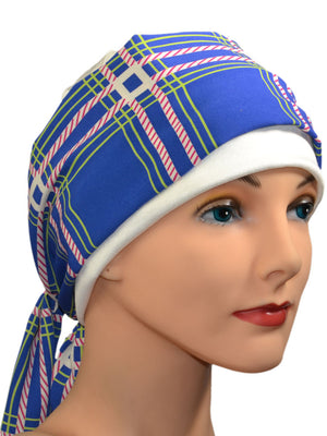 2 piece scarf - Super Soft Cap with Separate Scarf - Wear Together or Separate! - Hello Courage | Chemo Hats - Cancer Caps - Cancer Scarves - Headcovers - Cancer Beanies - Headwear for Hair Loss - Gifts for  Cancer Patients with Hair Loss - Alopecia