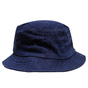 Denim Bucket Hat - great for all year