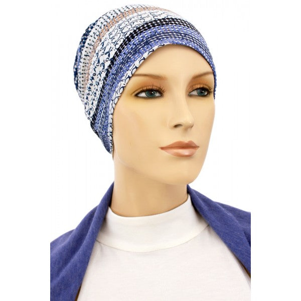 25152b23 Activity Collection - Spring Denim   Hello Courage   Chemo Hats ...