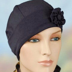 1920s Collection - Black - BESTSELLER - Hello Courage | Chemo Hats - Cancer Caps - Cancer Scarves - Headcovers - Cancer Beanies - Headwear for Hair Loss - Gifts for  Cancer Patients with Hair Loss - Alopecia