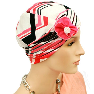 1920s Collection - Santa Cruz - Hello Courage | Chemo Hats - Cancer Caps - Cancer Scarves - Headcovers - Cancer Beanies - Headwear for Hair Loss - Gifts for  Cancer Patients with Hair Loss - Alopecia