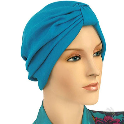 Turban Collection -  Caribbean Blue