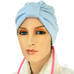 Budget Collection in Turban Style -  Light Blue