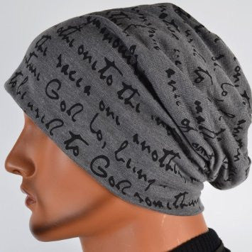 ... Men s Collection - Dark Gray Black Inspirational Cap - Hello Courage  ebf3b8087a97