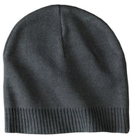 100% Cotton Cap - Gray - Size Small/Medium