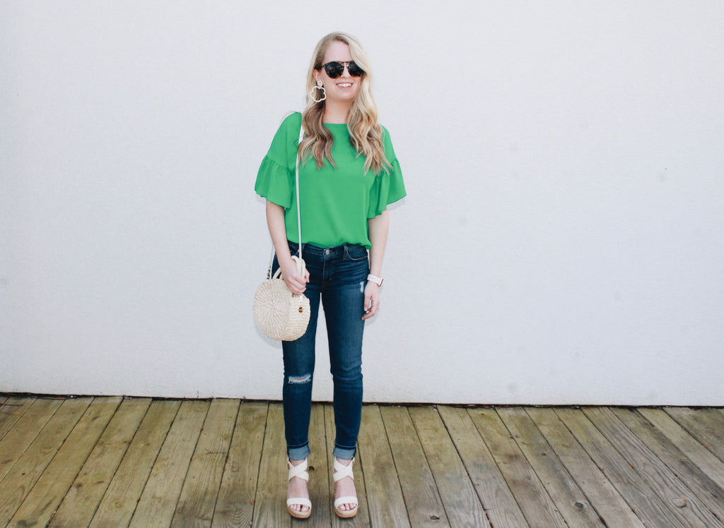 St Patrick's Day Outfit Inspiration