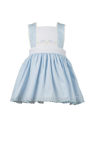 The Proper Peony Chick Pinafore Dress