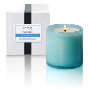 Lafco Citrus Berry - Breakfast Room Candle - Spinout