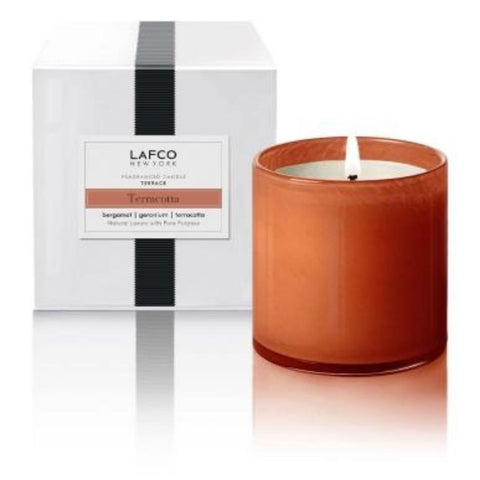 Lafco Terrace - Terracotta Candle - Spinout