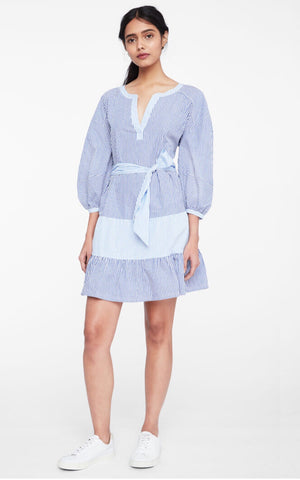 Parker NY - Jenna Combo Dress - Spinout