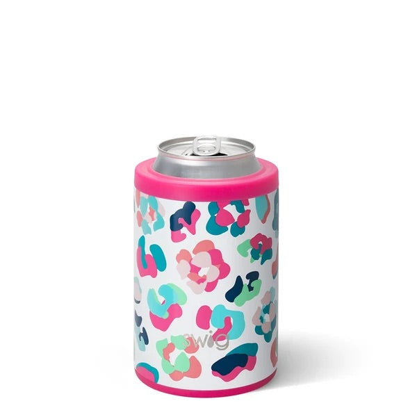 Swig Combo Can and Bottle Cooler 12oz. - Party Animal