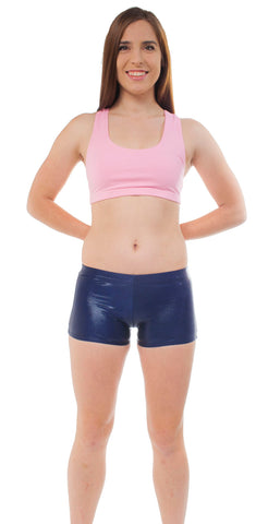Adult Lo-Rise Metallic Boy Cut Brief