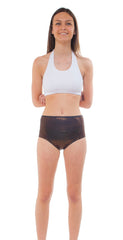 Youth Team Sequin Regular Cut Brief