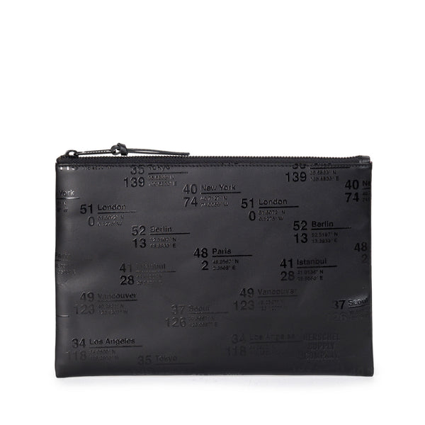 Network Pouch L | Leather