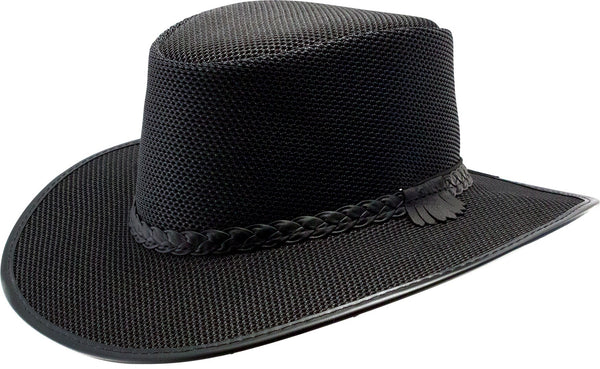 Hat - Soaker Mesh - Black