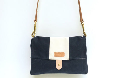 ATM - Andover Trask Mini - Waxed Navy