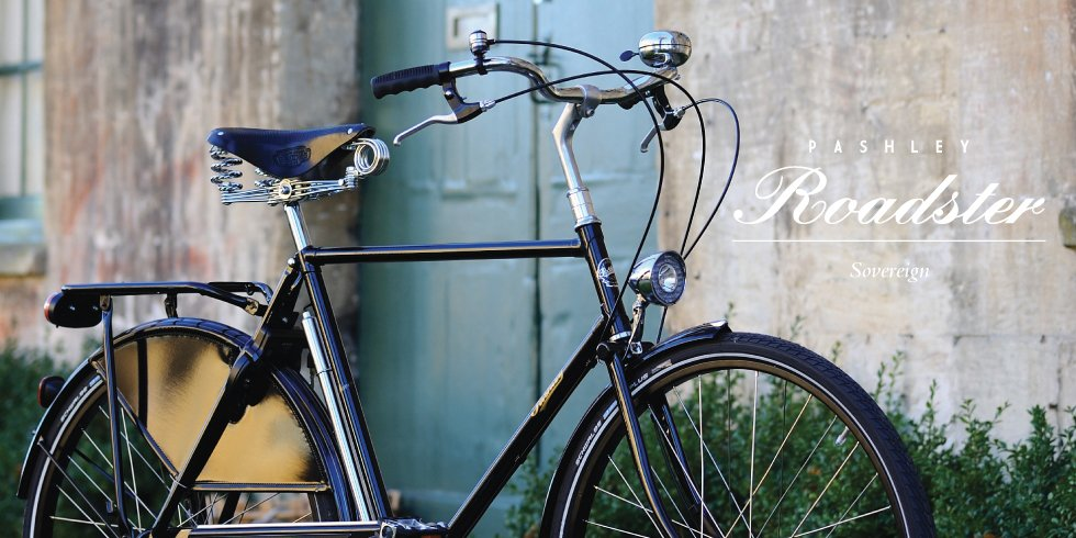 Roadster Sovereign by Pashley (5 Speed)