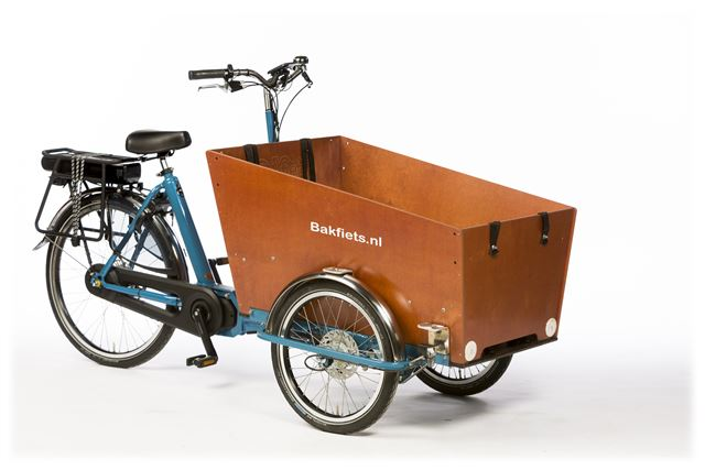 Bakfiets.nl Electric Cargo Trike Classic