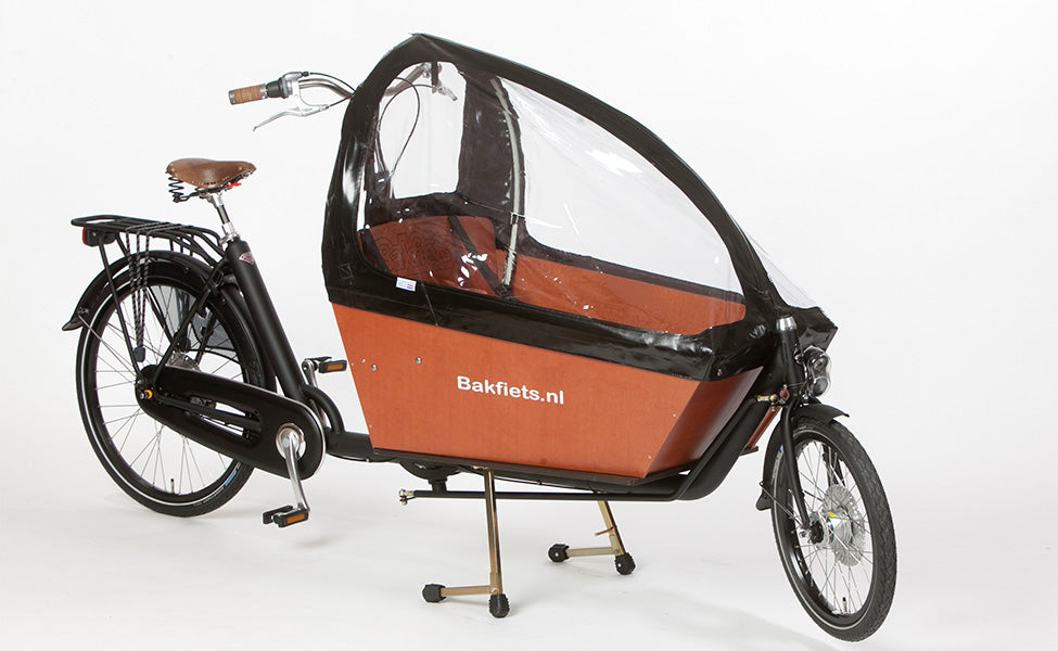 Bakfiets Cargo Bike Long Canopy