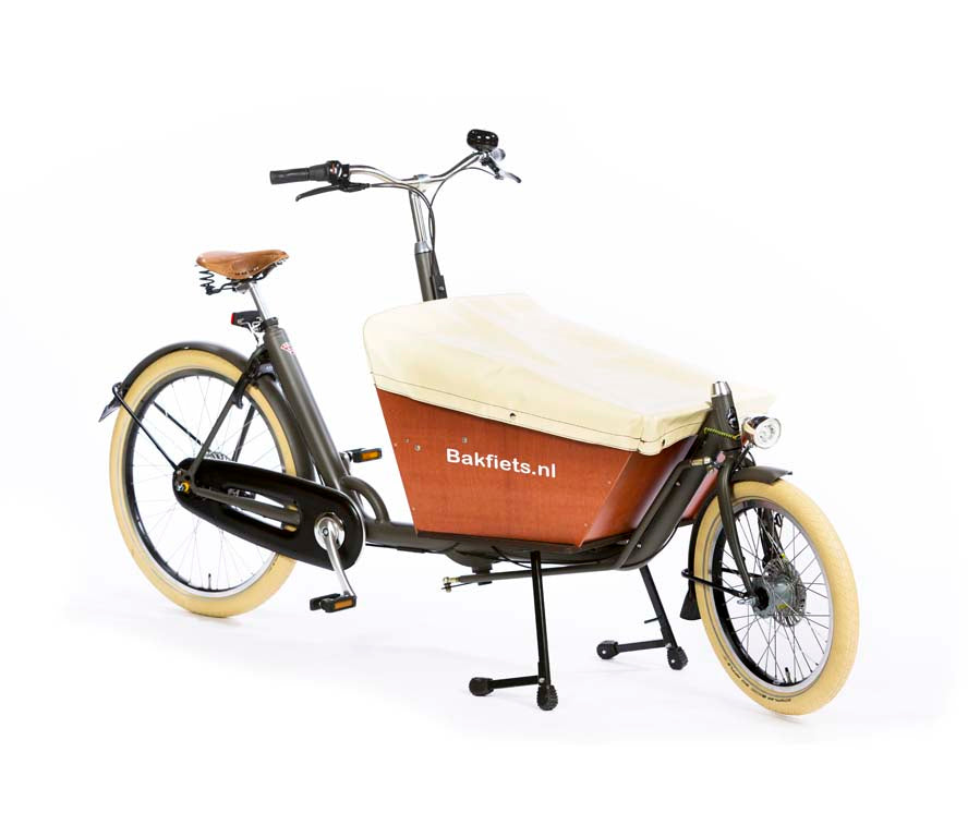 Cargo Bike Short Box Cover