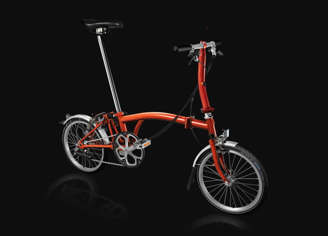Order your custom Brompton though us!