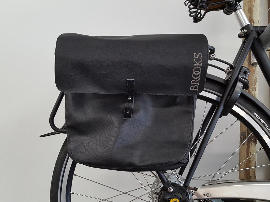 Brooks Brick Lane Roll up Panniers