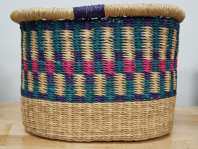 House of Talents Oblong Basket