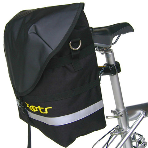 Xootr Cross Rack and Bag