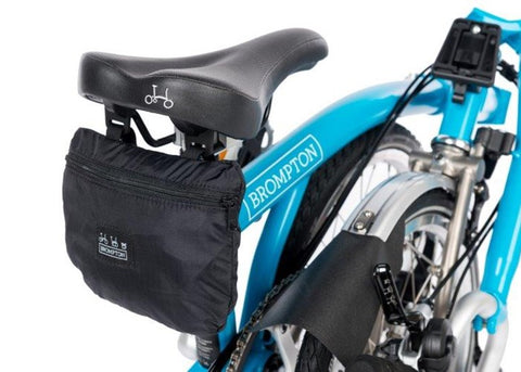 Brompton Bike Cover with Saddle Pouch