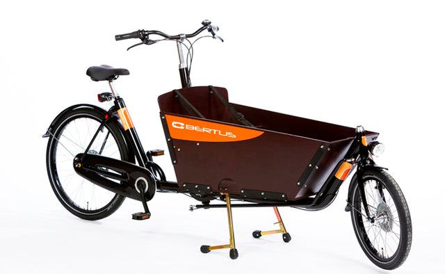 Bertus Cargo Bike Long by Bakfiets.nl