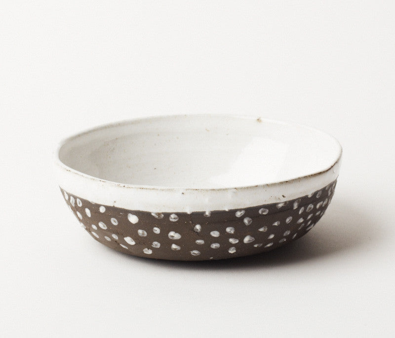 Milky Bowl - Dots