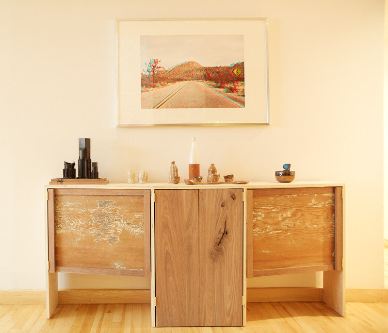 Home Made Credenza