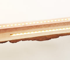 Live Edge Lighting