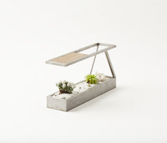 MINI II - Steel Terrarium