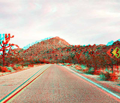 Untitled (Road), Joshua Tree, CA
