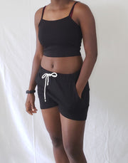 4pc Shorts Set
