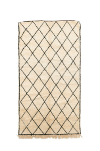 Faded Diamond Rug
