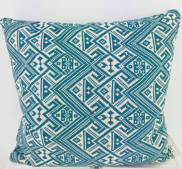 Cotton Embroidered Pillows