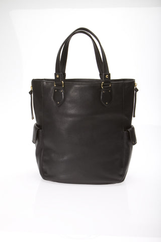 NEW YORK LEATHER TOTE