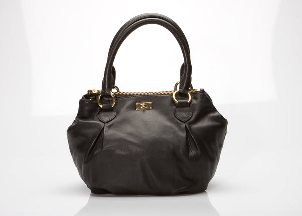 PARIS LEATHER TOTE