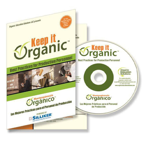 Keep It Organic™ DVD